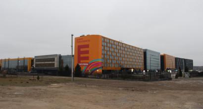 Конгрессно-выставочный центр на Пулковском. Выставочный павильон № 1