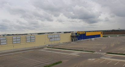 «Торгово-развлекательный центр (Ритейл парк №1)»